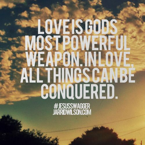 about Love Conquers All on Pinterest Inspirational love quotes, Love ...