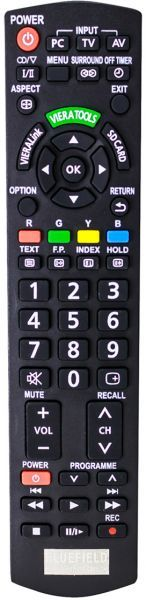 Buy Bluefield Spare Remote Control for Panasonic LED Televisions Online In Dubai In Just 49.00 AED click here: http://uae.souq.com/ae-en/bluefield-spare-remote-control-for-panasonic-led-televisions-11625994/i/ #Panasonic_LCD_Remote #Panasonic_Remote_Control ~ ! White Friday Sale ! ~ #White_Friday_Sale