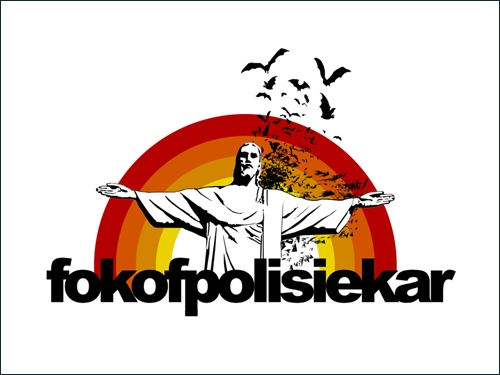 fokofpolisiekar - one of the best sounds from the far far south...