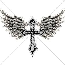 cross designs with banner - Google Search
