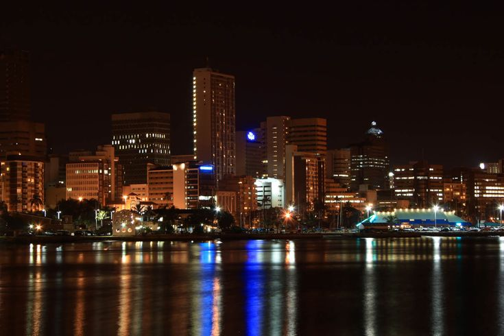 Durban South Africa Night Preview