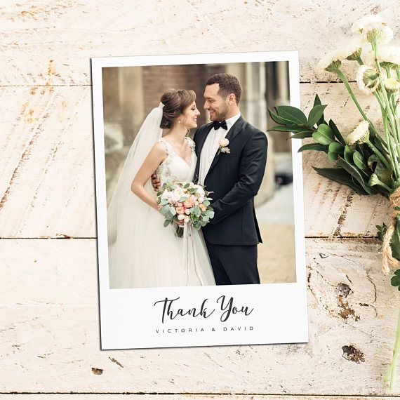 Thank You Cards  Thank You Notes  Wedding Thank You Cards