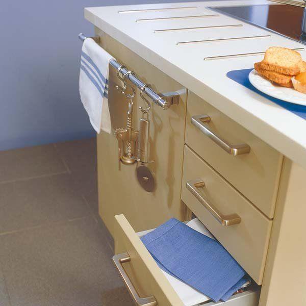 Las 25 mejores ideas sobre cajones de la cocina en for Distribuir cocina cuadrada