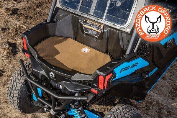 HMF IQ Defender HD Front Bumper Black Can-Am Maverick Trail 1000