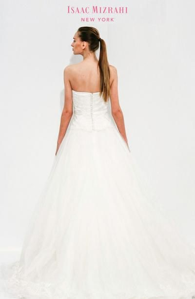 Isaac Mizrahi for Kleinfeld | Fall 2013 Collection