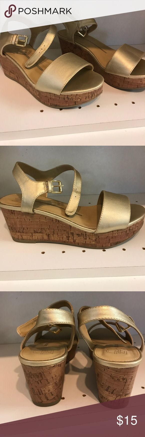 Best 25 Gold Wedges Ideas On Pinterest Wedge Heels