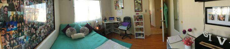 Dormitorio mint