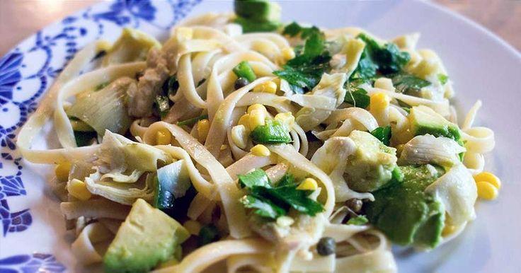 Mehtap Müller' den lezzetli ve kolay bir Enginarlı Makarna tarifi ! #enginar #makarna #enginarlımakarna #food #yemektarifleri #tarifler #kitchen #workshop #pasta #mehtapmüller #rehberimtv