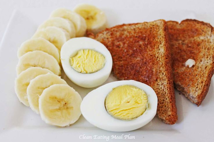 Clean Eating Weight Loss Meal PlanBreakfastHard Boiled Eggs, Banana and Whole Wheat ToastMid Morning SnackWhole Wheat Toast or Crackers with Homemade Blueberry PreservesLunchBroccoli Turkey and...