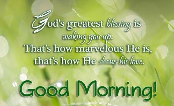 lovely good morning images for him