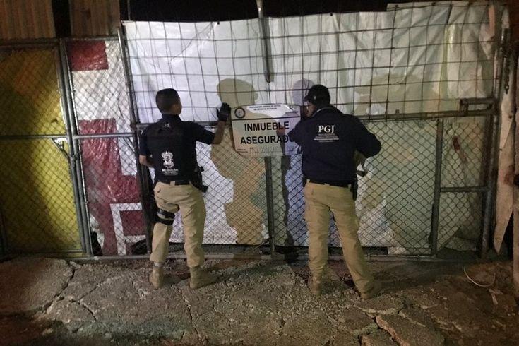 En la colonia Ejidal Isaac Arriaga fueron localizados productos lácteos que eran transportados en una unidad robada con violencia el mes pasado – Morelia, Michoacán, 08 de febrero de 2018.-Trabajos ...