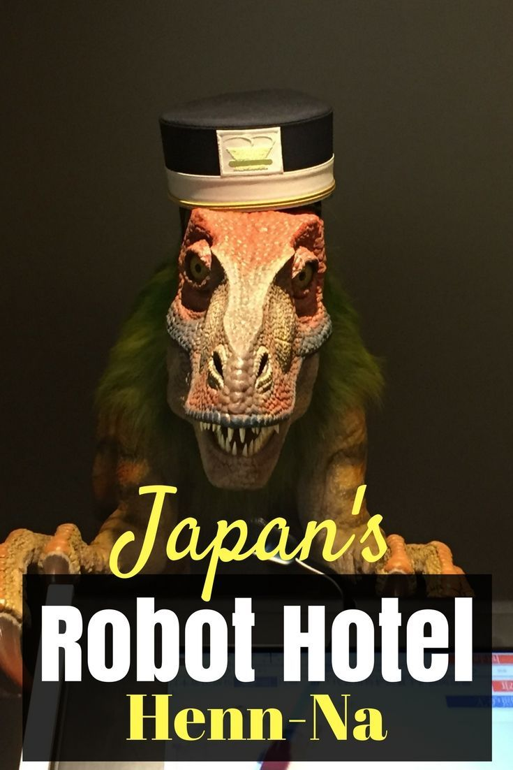 Henn-na Hotel is the first robot hotel in the world. Located in Sasebo, Nagasaki Prefecture (Japan). Can robots replace humans? Read more about it!