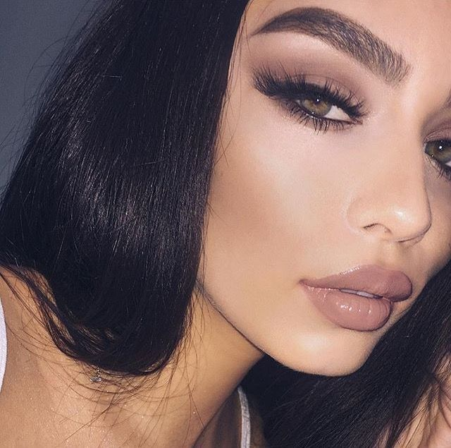... Thick Eyebrows on Pinterest | Thicker eyebrows, Grow thicker eyebrows