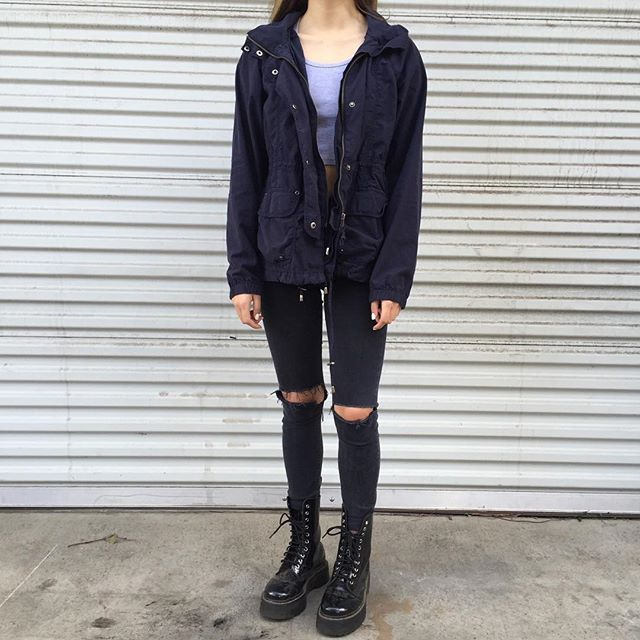 Vintage anorak jacket Shopbutterface.com