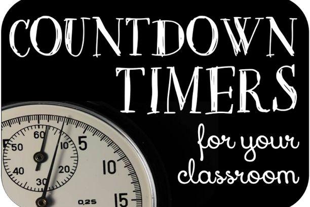 Best 25+ Classroom timer ideas on Pinterest   Teacher ...