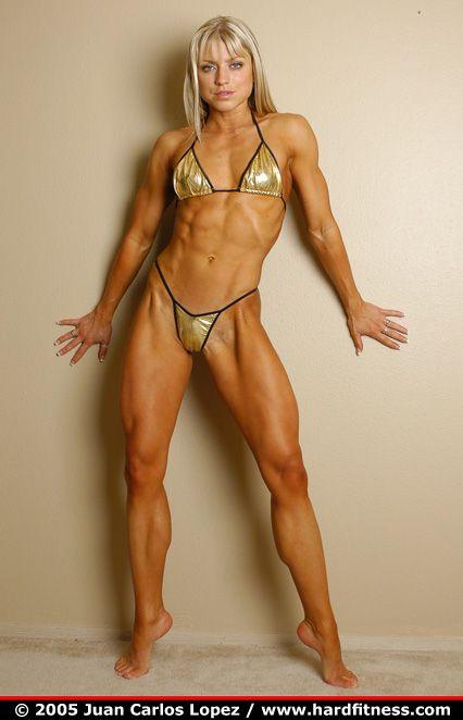 Modell sexy Kellnerin Figur