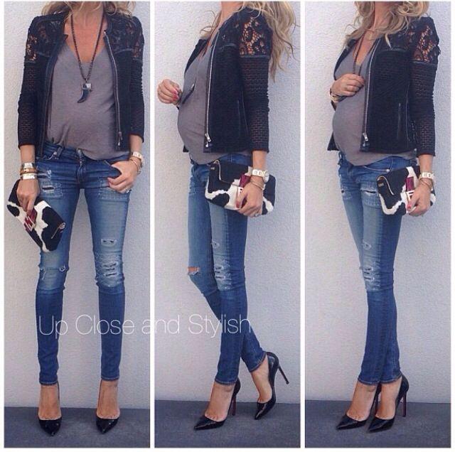 Up Close and Stylish - Iro Jacket (crush!) Zara zara tank top Rag and Bone Jeans (love) Louboutin pigelle 120cm