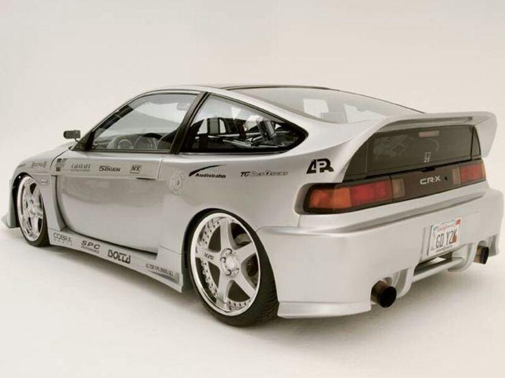 '98 Honda CRX