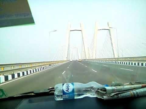 MY AMAZING DRIVE THROUGH BANDRA WORLI SEA LINK MUMBAI