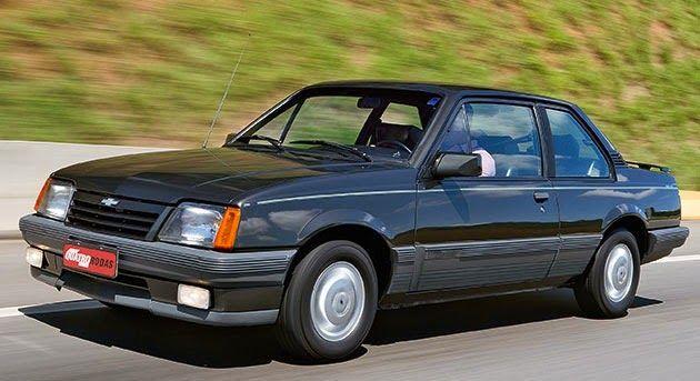 Chevrolet Monza 500 E.F.I : 1990
