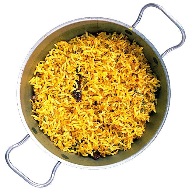 Aromatiskt gult ris   Recept från Köket.se