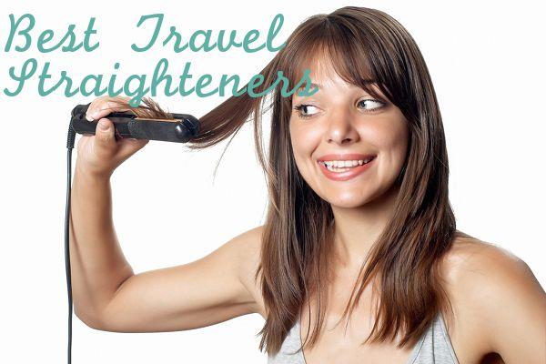 The BEST Travel Hair Straighteners