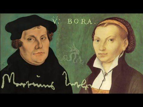 500 years Reformation - Martin Luther & Katharina von Bora