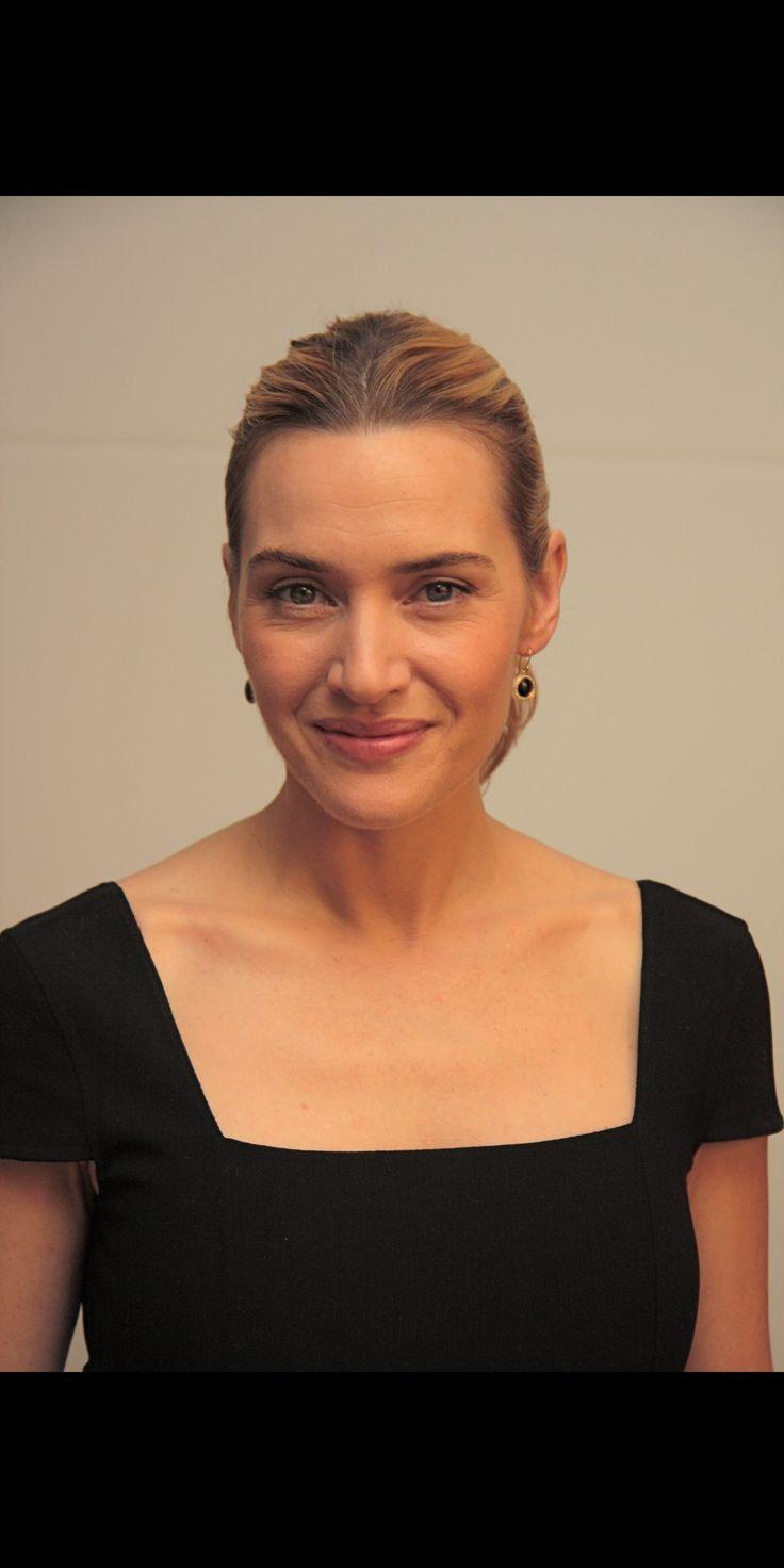 Kate Winslet, CBE.  No special, professional lighting.  No editing, No camera tricks.  Absolute, 100% natural gorgeousness.