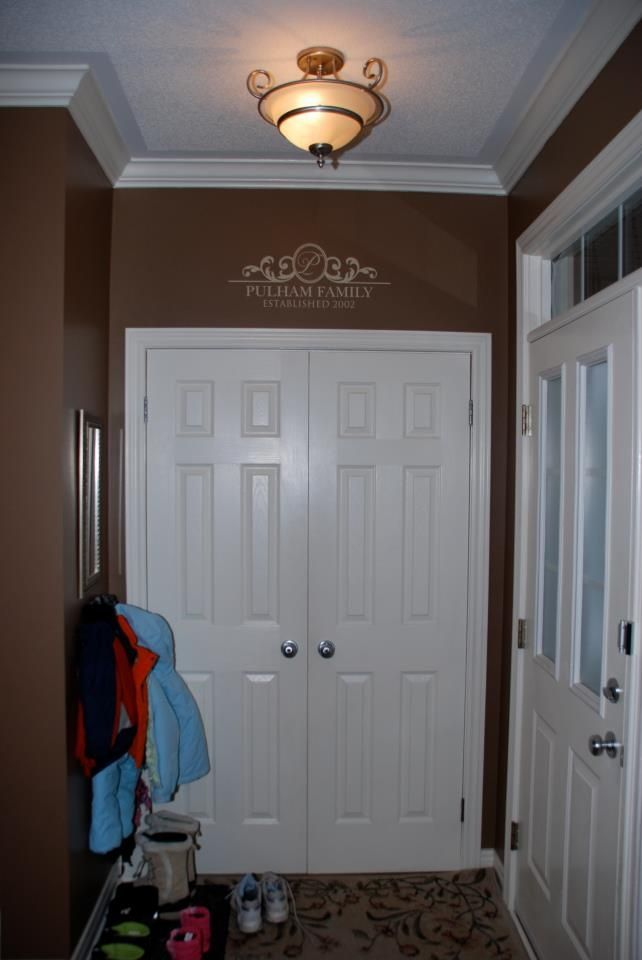 Need something at your front entrance that SCREAMS family???  Check out my website to create something special and unique for your family!  http://foreverexpressions.uppercaseliving.net/