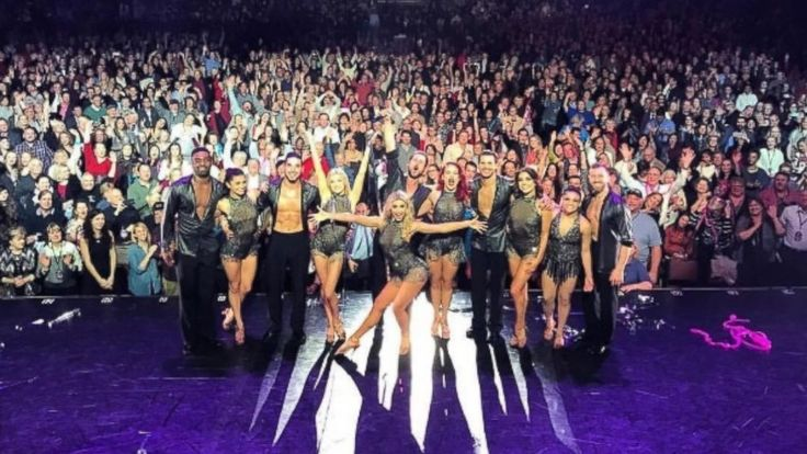 """Pro dancers Sasha Farber and Emma Slater told ABC News that the show, """"Dancing with the Stars: Live! - Hot Summer Nights,"""" will feature exciting new performances beginning June 16 in Atlantic City, New Jersey. """"Being on a TV show, you don't see the fans as much as you really want to, and"""