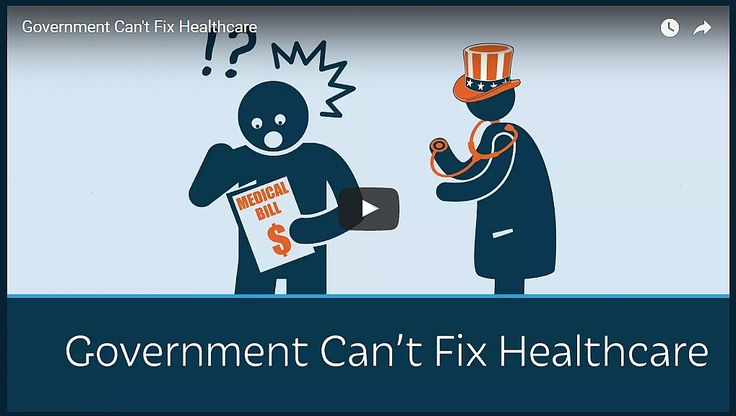What passes for health care in the current political debate is actually handing over the responsibility for taking care of one's own health to a third party... Read more! www.Hosken-News.info/news/article_170719-government-cant-fix-healthcare.htm