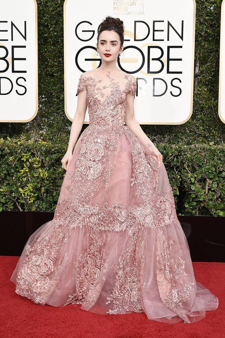 30 best Golden Globes 2017 images on Pinterest | Alta costura, Moda ...