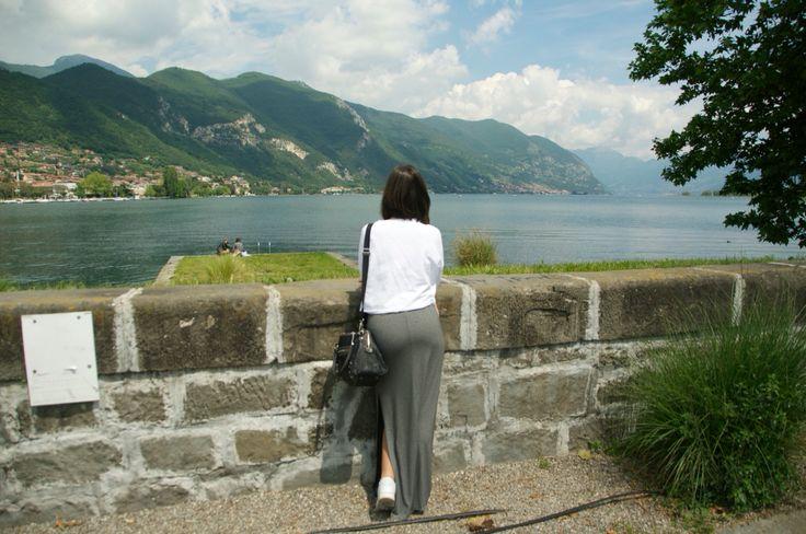 Lago d'Iseo (Italia)