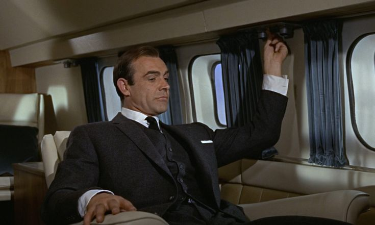 The Suits of 007, James Bond