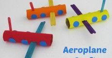 Simple Aeroplane Craft