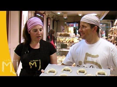 ▶ Hoy cocino con... | CROISSANTS (CON XAVIER BARRIGA) - YouTube
