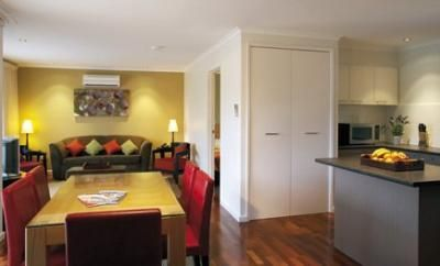 Holidays are all about relaxing! Try the 2-Bedroom apartment at Wyndham Seven Mile Beach, Hobart