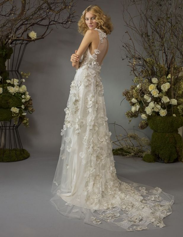 Elizabeth Fillmore Wedding Dresses - Fall 2014 Collection
