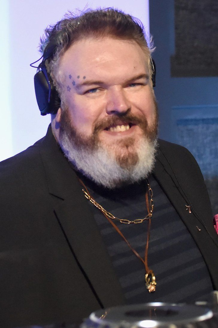 You'll Love the Emotional Way Fans React to Seeing Kristian Nairn After Hodor's Death