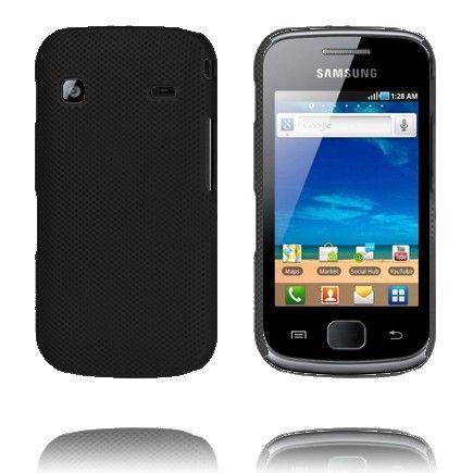 Supreme (Musta) Samsung Galaxy Gio Suojakuori