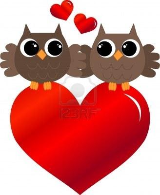 Día de San Valentín o cumpleaños Foto de archivo