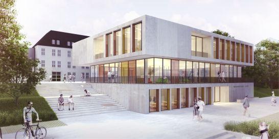 Erweiterung Berufskolleg Kreis Olpe_Steimle Architekten_Standort Attendorn