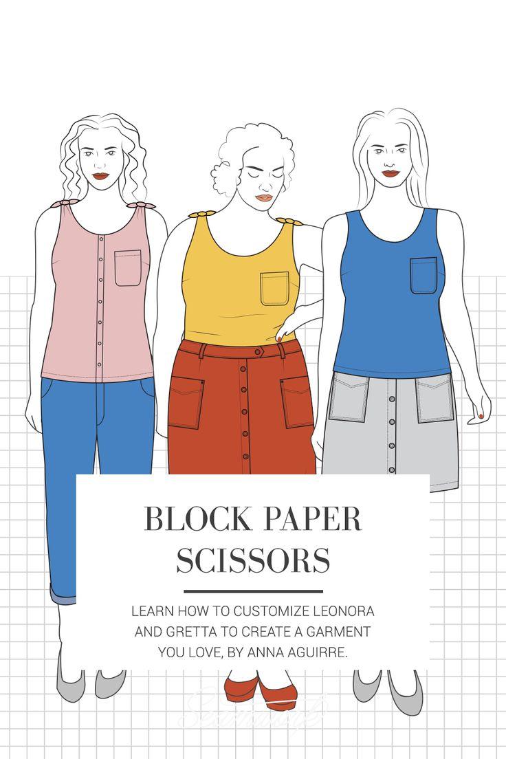 54 mejores imágenes de Sew it up!! My pattern stash en Pinterest ...