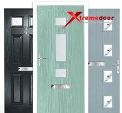 Xtreme Door range of GRP composite doors