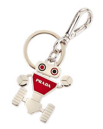 FOR HIM - Prada Robot keychain. | Be My Valentine | Pinterest ...