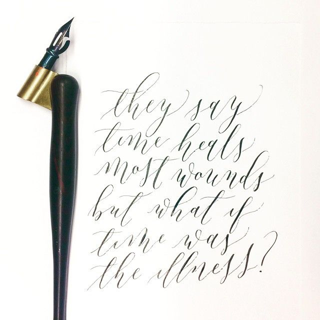 What then?  #calligraphy • #calligraphyph •  #moderncalligraphy • #moderncalligraphyph • #flourishforum • #pointedpen • #pointedpenph • #pointedpencalligraphy •  #pointedpencalligraphyph