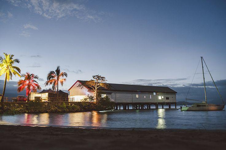 Darren and Jacqui's - Sugar Wharf Wedding - Port Douglas