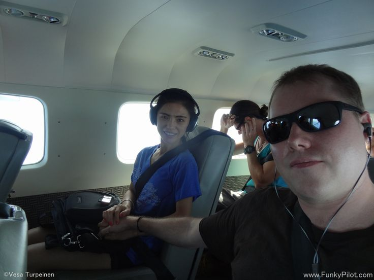 Island hopping in a #Cessna Caravan in #Hawaii