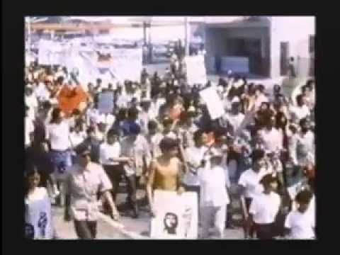 Documentary about the politics of the Chicano Movement, and the Raza Unida Party.