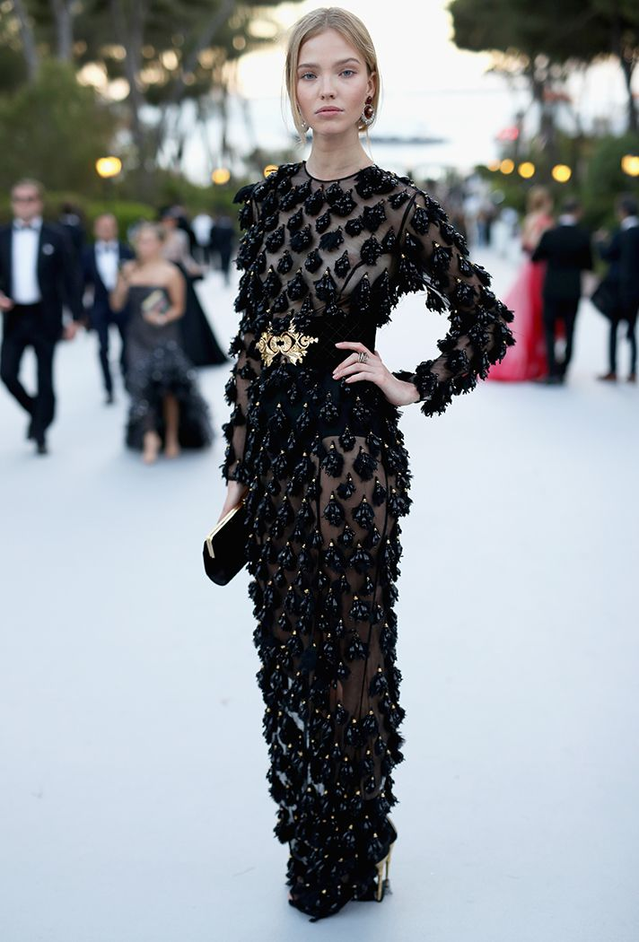 The Most Glamorous Gowns from the amfAR Cinema Against ...